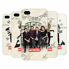 OFFICIAL ONE DIRECTION 1D PHOTO DOODLE HARD BACK CASE FOR APPLE iPHONE 4S
