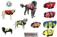 Paws Aboard Dog Life Jacket PET Saver Life Vest XXS / XS / SMALL MEDIUM LARGE XL