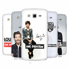 OFFICIAL 1D LOUIS TOMLINSON PHOTO BATTERY COVER FOR SAMSUNG GALAXY GRAND 2 G7102