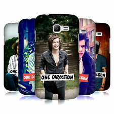 OFFICIAL ONE DIRECTION HARRY PHOTO FILTER CASE FOR SAMSUNG GALAXY STAR PRO S7260