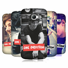 OFFICIAL ONE DIRECTION LOUIS PHOTO FILTER CASE FOR SAMSUNG GALAXY STAR PRO S7262