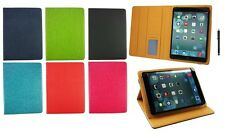 Universal Wallet Case Cover fits Vexia Zippers Tab 9i / 9i 4cTablet 9 Inch