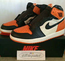 a78489f1d8e0 NIKE AIR JORDAN 1 SHATTERED BACKBOARD Sz UK US 8 9 10 11 12 Bred 555088