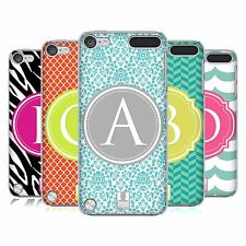 HEAD CASE DESIGNS LETTER CASES HARD BACK CASE FOR APPLE iPOD TOUCH 6G 6TH GEN
