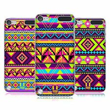 HEAD CASE DESIGNS NEON AZTEC HARD BACK CASE FOR APPLE iPOD TOUCH 6G 6TH GEN