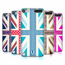 HEAD CASE DESIGNS UNION JACK COLLECTION CASE FOR APPLE iPOD TOUCH 6G 6TH GEN