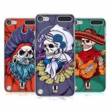HEAD CASE DESIGNS THE UNLIVING HARD BACK CASE FOR APPLE iPOD TOUCH 6G 6TH GEN