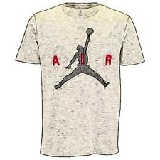 Jordan Jumpman Air Basketball T-Shirt - Men's (Dark Grey Heather/Black)