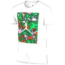 Jordan Jumpman Air Paradise Basketball T-Shirt - Men's (White)