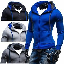 BOLF STEGOL 1078 Hooded Pullover Sweat Jacket Hoodie Men Sweatshirt Zip 1A1 SALE