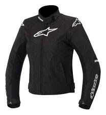 Chaquetas textil Alpinestars Stella T-jaws Waterproof Jacket Black