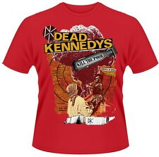 Dead Kennedys 'Kill The Poor' T-Shirt - NUOVO E ORIGINALE