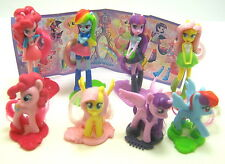 My Little Pony & Equestria Girls,Beipackzettel deutsch und neutral,Einzelfiguren