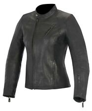 Chaquetas piel Alpinestars Shelley Jacket Black Oscar By Alpinestars