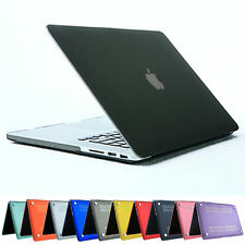"Rubberized Matte Hard Case Cover for Apple MacBook Pro 15.4"" 15 15.4"