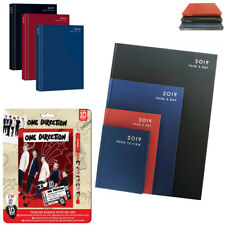 Year 2016 Diaries Pocket Slim A5 A4 Size Diary Office Day Weekly Year Planner