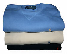 Polo Ralph Lauren B&T Small Pony Rundhals Pullover Gr.1,2,3,5XB BIG in 3 Farben