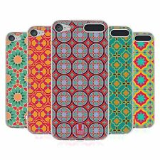 HEAD CASE MOROCCAN PATTERNS SOFT GEL CASE FOR APPLE iPOD TOUCH 6G 6TH GEN