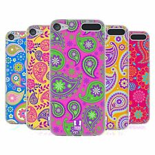 HEAD CASE PSYCHEDELIC PAISLEY SOFT GEL CASE FOR APPLE iPOD TOUCH 6G 6TH GEN
