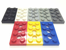 LEGO 3709 2X4 Technic Plate  - Select Colour / Pack Size - FREE P&P!