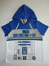 Disney STAR WARS Really Cool Hooded Top / Dress Up NWT