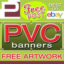 PVC BANNER - OUTDOOR PRINTED SIGN VINYL BANNERS