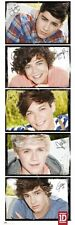 New One Direction Boy Band Heart Throbs 1D Door Poster