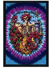Grateful Dead The Black Wooden Framed 30 Year Anniversary Poster 61x91.5cm