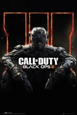 Call of Duty Black Ops 3 Cover COD Poster 61x91.5cm