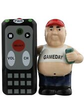 King of the Remote Salt & Pepper Shakers