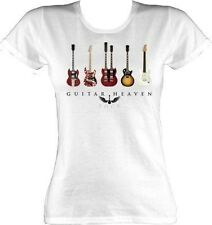 Guitar Heaven T-Shirt - Classic Rock Ladies