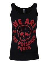 Fall Out Boy The Poisoned Youth Women's Black FOB Vest
