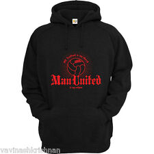 Manchester United Customized Hoodie Teeforme
