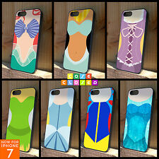 DISNEY PRINCESS INSPIRED COSPLAY COSTUME Cute Girl Sexy Gift Phone Case Cover