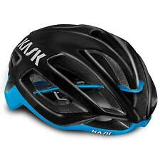 KASK Protone Pro Tour Road Cycling Helmet - Black/Blue (2016)