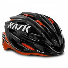 KASK Vertigo 2.0 Road Cycling Helmet - Black/Red (2016)