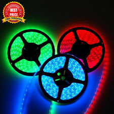 5M LED Strip Light, Waterproof With DC 12V Adapter, Controller, 3528 LED Strip