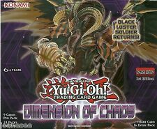 Dimension of Chaos DOCS Rare Yu-Gi-Oh Cards Single/Playset Take Your Pick New