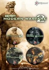 Call of Duty MW2 Buttons Packung