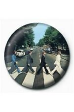 The Beatles Abbey Road Button