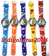 Barbie Wrist Watch for Kids / Children / Students - Gift Item