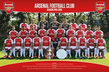 Arsenal FC Arsenal Team Photo 2015/16 AFC Poster 91.5x61cm