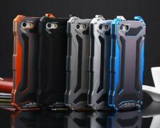 New Gundam II Shock/Water Proof Alu Metal Glass Case Cover for iPhone 5 5s 6 6+