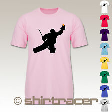F140K Kinder T Shirt - Sport Kind - Towart Eishockey Eishockeytorwart