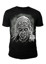 The Walking Dead - Hideous Zombie Herren T-Shirt Schwarz (Gr.S-XL)