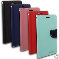 New Mercury Diary Wallet Flip Cover Case For Samsung Galaxy Grand 2 G7106