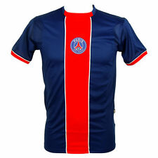 PSG - Maillot de Football Homme PSG Officiel - Bleu
