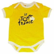 Le Tour de France - Body Bébé Tour de France Officiel - Jaune