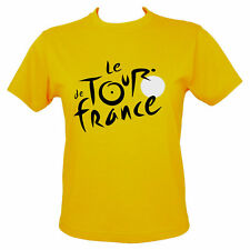 Le Tour de France - T-Shirt Femme Tour de France Officiel - Jaune