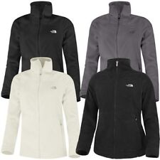 THE NORTH FACE WOMEN 200 OMBRA FULL FELPA CON ZIP GONNA GIACCA IN PILE MOLTI